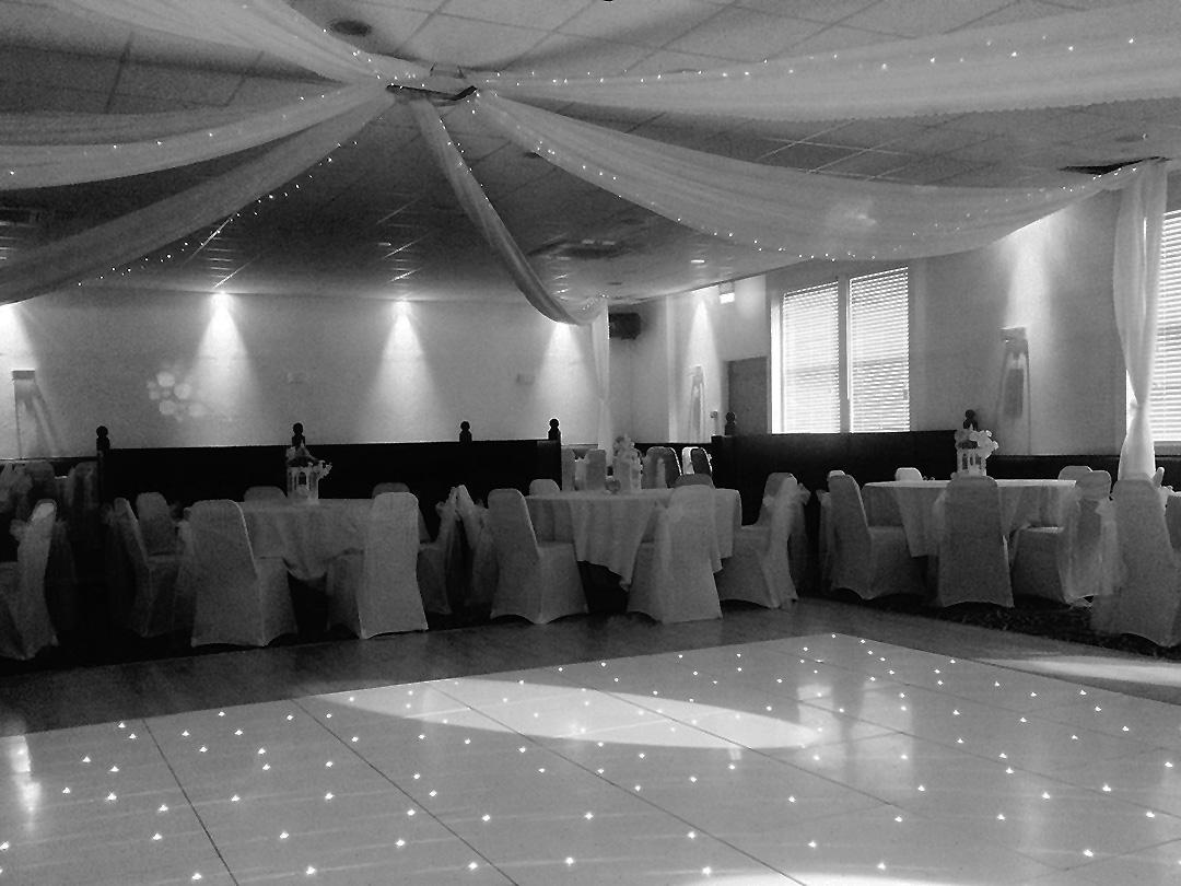 Wedding Reception Evening Venue