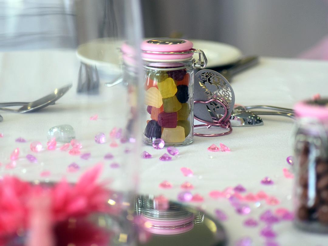 Wedding Breakfast Wine Gums